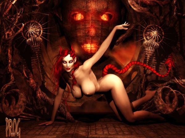 Horreur mystique en ligne